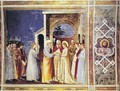 Marriage of the Virgin - Giotto Di Bondone