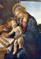 Madonna with the Child - Sandro Botticelli (Alessandro Filipepi)