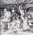 The Women's Bath - Albrecht Durer