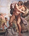The Cyclops Polyphemus - Annibale Carracci