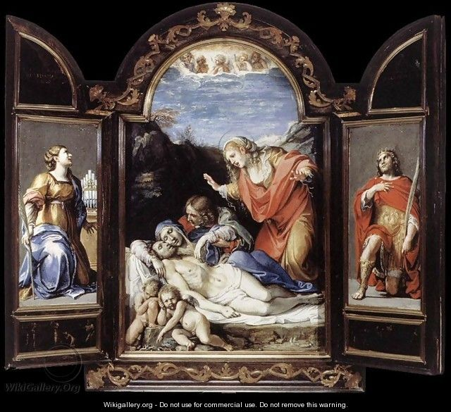 Open - Annibale Carracci