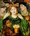 The Beloved - Dante Gabriel Rossetti