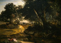 Forest of Fontainebleau 2 - Jean-Baptiste-Camille Corot