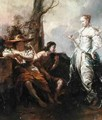 Granida and Daifilo 1663 - Jan or Joan van Noordt