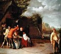 A Game of Folly 1655 - Jan Noortig