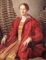 Portrait of a Lady - Agnolo Bronzino