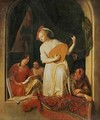 A Musical Party 1681 - Jacob Ochtervelt