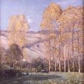 Landscape with Poplars - Georges Offner