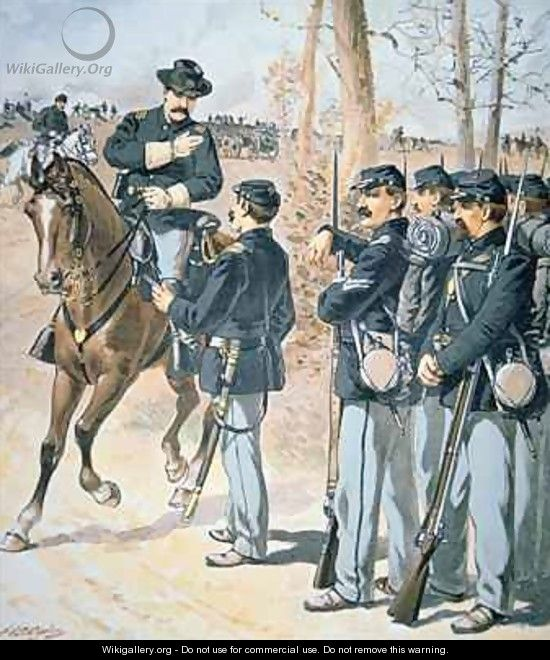 Campaign Uniforms of the Federal Army - Henry Alexander Ogden