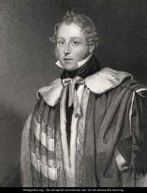 John Talbot 16th Earl of Shrewsbury - Octavius Oakley