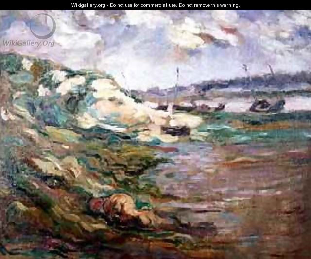 The Coast of Brittany - Roderic O