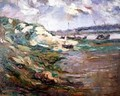 The Coast of Brittany - Roderic O'Conor