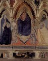 The Strozzi Altarpiece 1357 2 - Andrea Orcagna