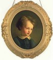 Painting of a boy Dickens ideal Little Paul - Sir William Quiller-Orchardson