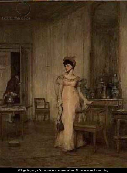 The Morning Call - Sir William Quiller-Orchardson