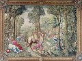 The Hunts of Maximilian Gemini The Stag Hunt the Assembly - (after) Orley, Bernard van