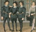 The Browne Brothers 1598 - Isaac Oliver