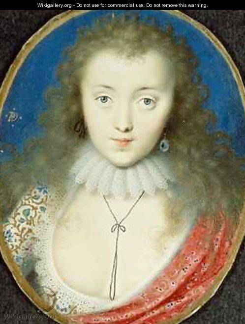 Portrait of a girl probably Venetia Stanley 1600-33 later