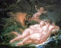 Pan and Syrinx - François Boucher