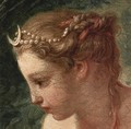 Diana Leaving her Bath (detail 2) - François Boucher