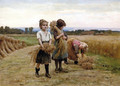 The young harvesters - Cesar Pattein