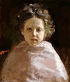 Portrait of a Child - Antonio Mancini