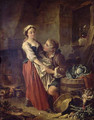 The beautiful cooker - François Boucher