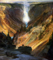 The Grand Canyon of the Yellowstone 2 - Thomas Moran