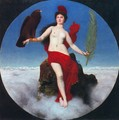 The Freedom (Helvetia) - Arnold Böcklin