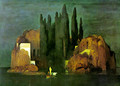 Island of the Dead - Arnold Böcklin
