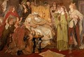 Cordelia's Portion - Ford Madox Brown