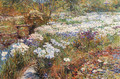 The Water Garden - Childe Hassam