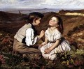 Touch and Go, to Laugh or No - Sophie Gengembre Anderson