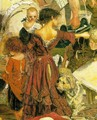 Work (detail 1) - Ford Madox Brown
