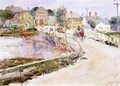 At Gloucester - Childe Hassam