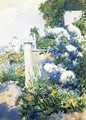 Garden by the Sea, Isles of Shoals - Childe Hassam