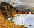 Ecola Beach, Oregon - Childe Hassam