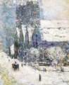 Calvary Church in the Snow - Childe Hassam