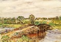 Bridge at Old Lyme 2 - Childe Hassam
