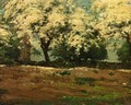 Blossoms - Childe Hassam