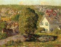 Outskirts of East Gloucester - Childe Hassam