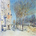 New York Landscape - Childe Hassam