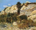 Lyman's Ledge, Appledore - Childe Hassam