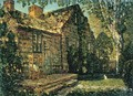Little Old Cottage, Egypt Lane, East Hampton - Childe Hassam