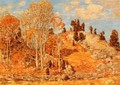 The Cedar Lot, Old Lyme - Childe Hassam