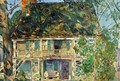 The Brush House 2 - Childe Hassam