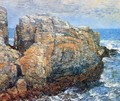 Sylph's Rock, Appledore - Childe Hassam