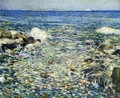 Surf, Isles of Shoals - Childe Hassam