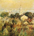 Provincetown - Childe Hassam