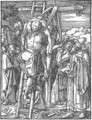Small Passion, 26. The Descent from the Cross - Albrecht Durer